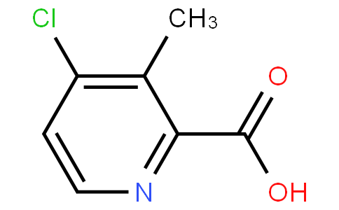 4-氯-3-甲基-2-吡啶甲酸