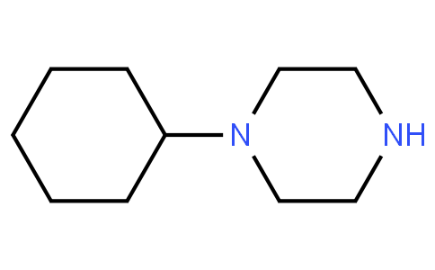 1-cyclohexylpiperazine