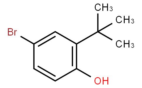4-Bromo-2-(tert-butyl)phenol