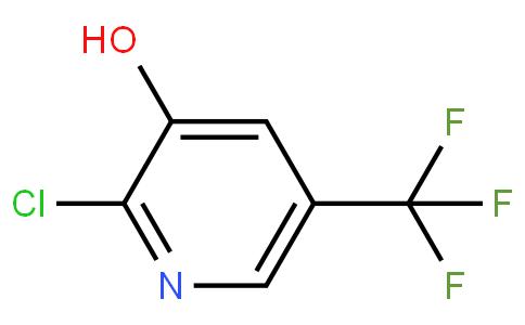 2-氯-5-(三氟甲基)吡啶-3-醇
