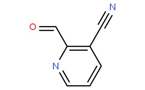 3-吡啶氰基,2-醛基-(9CI)