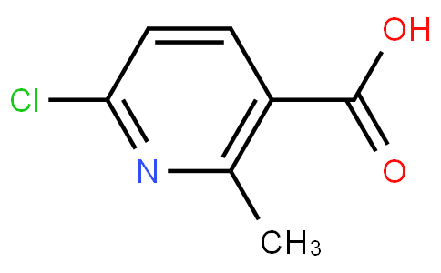6-chloro-2-methylnicotinic acid