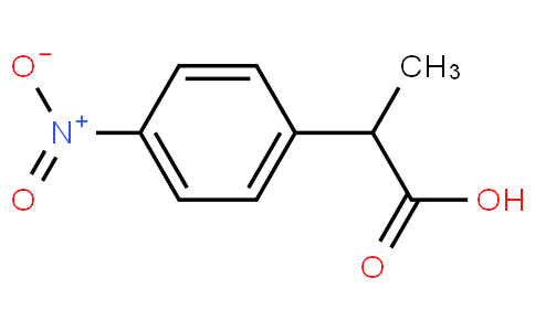 2-(4-nitrophenyl)propanoic acid