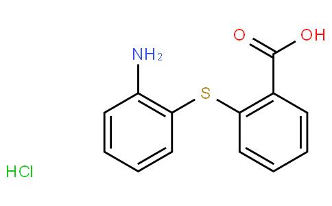 2-((2-氨基苯基)硫基)苯甲酸盐酸盐