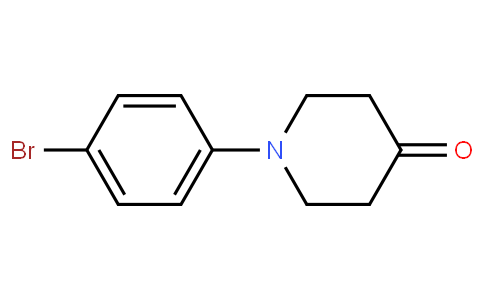 1-(4-bromophenyl)piperidin-4-one