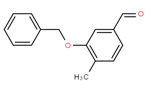 3-(benzyloxy)-4-methylbenzaldehyde
