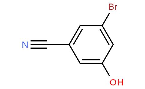 3-bromo-5-hydroxybenzonitrile