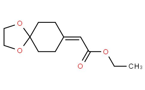 ethyl 2-(1,4-dioxaspiro[4.5]decan-8-ylidene)acetate