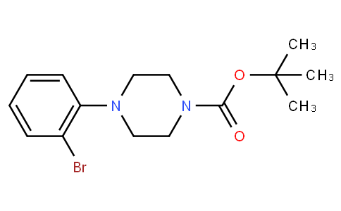 tert-butyl 4-(2-bromophenyl)piperazine-1-carboxylate