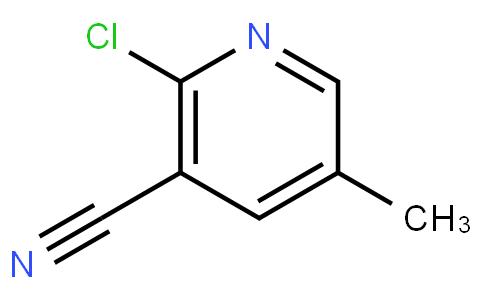 2-氯-5-甲基烟腈