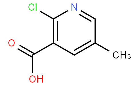 2-chloro-5-methylnicotinic acid