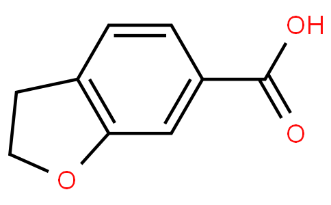 2,3-dihydrobenzofuran-6-carboxylic acid
