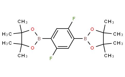 2,5-二氟苯-1,4-二硼酸 双(频哪醇)酯