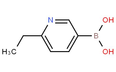 6-乙基吡啶-3-硼酸