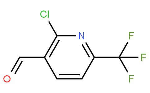 2-chloro-6-(trifluoromethyl)nicotinaldehyde