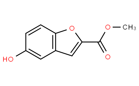 methyl 5-hydroxybenzofuran-2-carboxylate