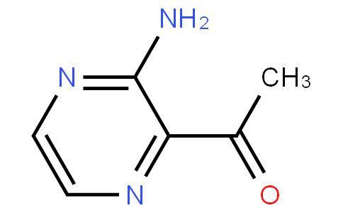 1-(3-aminopyrazin-2-yl)ethanone
