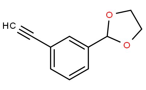 2-(3-ethynylphenyl)-1,3-dioxolane