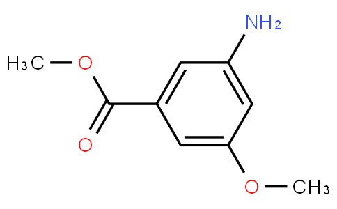 methyl 3-amino-5-methoxybenzoate