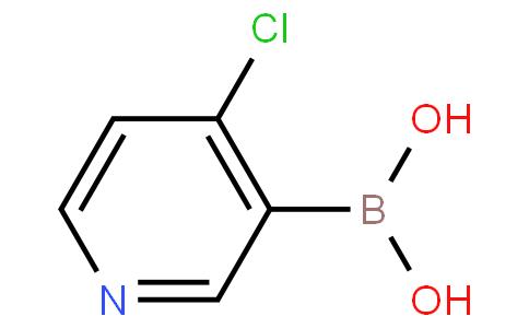 4-氯吡啶-3-硼酸