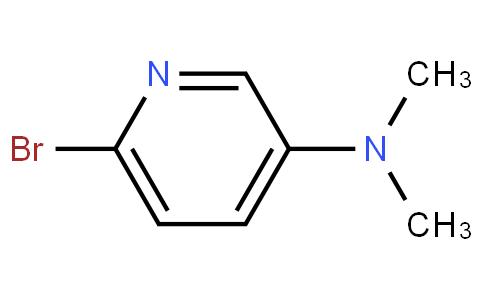 6-bromo-N,N-dimethylpyridin-3-amine