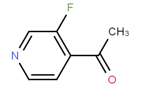 1-(3-fluoropyridin-4-yl)ethanone