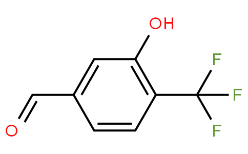 3-hydroxy-4-(trifluoromethyl)benzaldehyde
