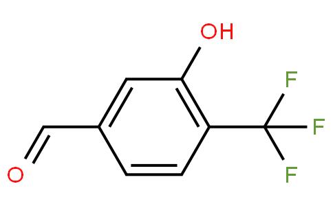 3-羟基-4-(三氟甲基)苯甲醛