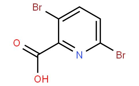 3,6-二溴甲酸吡啶