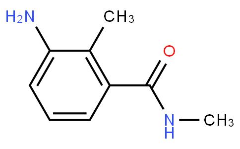3-氨基-N,2-二甲基苯甲酰胺