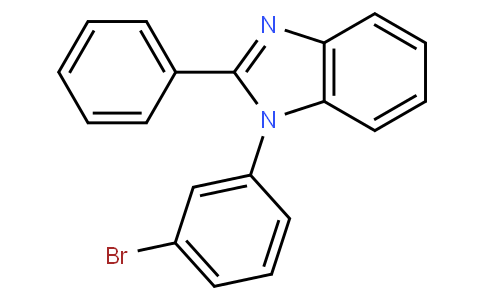 1-(3-bromophenyl)-2-phenyl-1H-benzo[d]imidazole