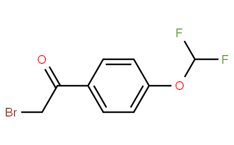 2-bromo-1-(4-(difluoromethoxy)phenyl)ethanone