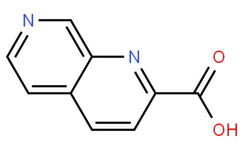 1,7-naphthyridine-2-carboxylic acid