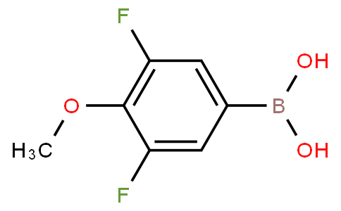 3,5-difluoro-4-methoxyphenylboronic acid