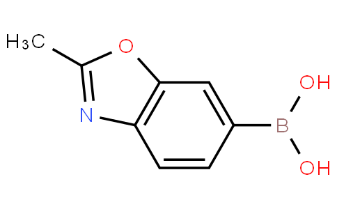 2-methylbenzo[d]oxazol-6-ylboronic acid