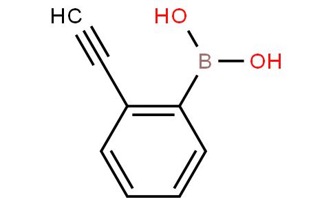 2-ethynylphenylboronic acid
