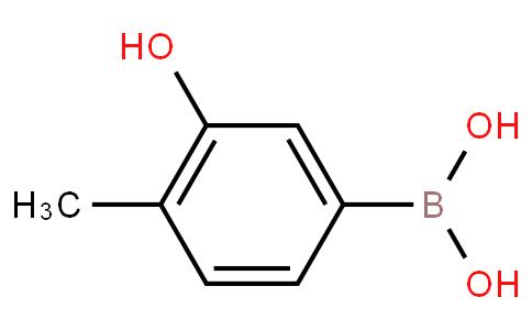 3-hydroxy-4-methylphenylboronic acid