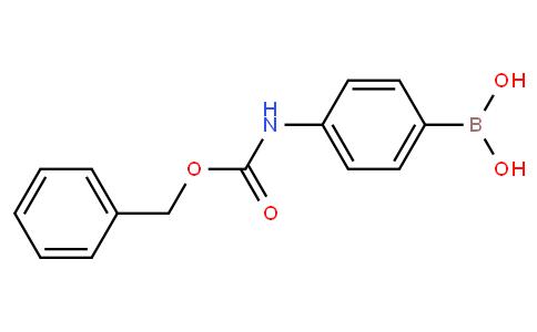 4-CBZ-氨基苯基)硼酸