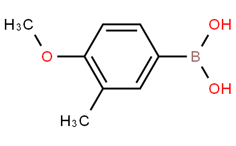 4-methoxy-3-methylphenylboronic acid