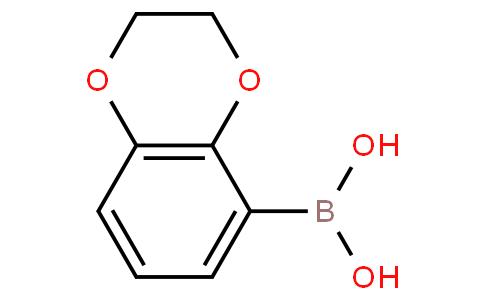 2,3-dihydrobenzo[b][1,4]dioxin-5-ylboronic acid