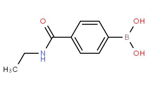 4-(N-乙基甲酰氨)苯基硼酸