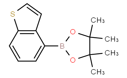 2-(benzo[b]thiophen-4-yl)-4,4,5,5-tetramethyl-1,3,2-dioxaborolane