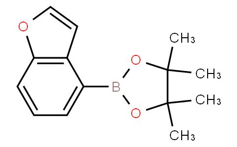 2-(benzofuran-4-yl)-4,4,5,5-tetramethyl-1,3,2-dioxaborolane