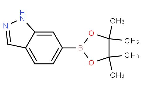 6-(4,4,5,5-tetramethyl-1,3,2-dioxaborolan-2-yl)-1H-indazole