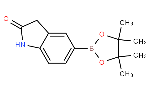 5-(4,4,5,5-tetramethyl-1,3,2-dioxaborolan-2-yl)indolin-2-one
