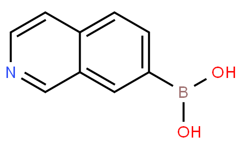 isoquinolin-7-ylboronic acid