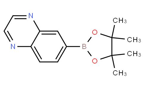喹喔啉-6-硼酸频那醇酯