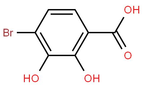 4-溴-2,3-二羟基苯甲酸