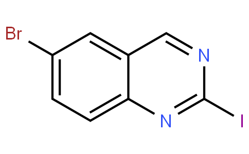 6-bromo-2-iodoquinazoline