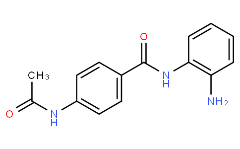 4-acetamido-N-(2-aminophenyl)benzamide